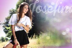 JOSEFINA ON THE STREET
