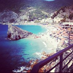 The beautiful Sorrento coast...
