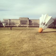 Nelson-Atkins Museum of Art - If you're looking for a flair of art, don't miss the Nelson. It's a Kansas City landmark and is not to be missed!