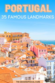 Planning a vacation in dreamy Portugal? Or need some destination inspiration for a future trip? This Portugal travel guide gives you an epic list of the 37 best historic landmarks and destinations to visit in the Portugal. Many of them are UNESCO World Heritage sites. With this Portugal guide, you can create your own Portugal bucket list or road trip itinerary. There are so many amazing things to do and see in Portugal, you'll be spoiled for choice. Portugal Itineraries | Portugal…