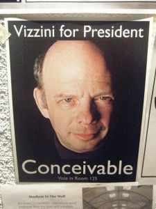 Vizzini for President - probably not the worst choice that's been suggested.