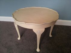 Shabby chic coffee table from eyecandy vintage