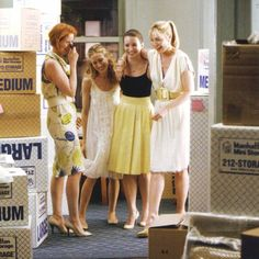 """It took four friends, three days, to put twenty years into thirty-eight boxes."" - Carrie"