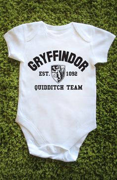 Harry Potter Gryffindor House Baby