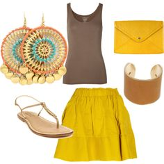 Mellow Yellow LOVE LOVE LOVE!! Cute, casual, and comfy!