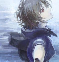 Imagem via We Heart It https://weheartit.com/entry/149138705 #anime #animeboy #animeguy #zetsuennotempest #fuwamahiro