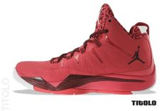 timeless design 13b0e 54f20 Jordan Super.Fly 2 Fusion Red Team Red White 599945 660. Buracke DANXI · Blake  Griffin Shoes