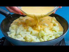 Nem tudsz ellenállni a karfiolos gyors és egyszerű falatoknak! | Cookrate - Magyarország - YouTube Potato Salad, Mashed Potatoes, Macaroni And Cheese, Beverages, Food And Drink, Snacks, Vegan, Ethnic Recipes, Youtube