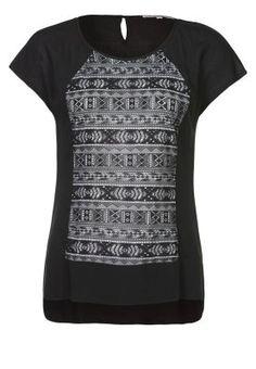 Bluzka - czarny