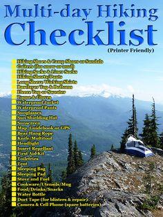 Hiking Checklist for Overnight Trekking in Whistler Vancouver Hiking, Hiking Checklist, Camping Wallpaper, Backpacking Hammock, Road Trip Hacks, Camping Hacks, Camping Aesthetic, Park Trails, Thru Hiking