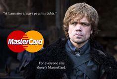 Mastercard  #chepakko #printads  #funny