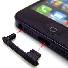 For for iphone 5 5 for apple mobile phone dust plug earphones for iphone dust plug $4.00