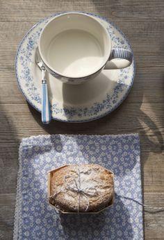 Almond cake, plumcake alle mandorle,