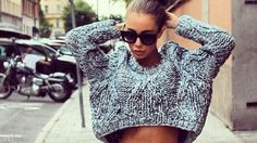 10 Crop Tops You Can Make Work for Winter