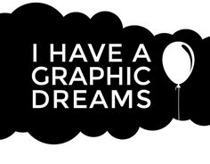 "Check out new work on my @Behance portfolio: ""I have a Graphic Dreams"" http://be.net/gallery/57646451/I-have-a-Graphic-Dreams"