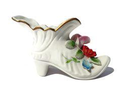 #Vintage #Ceramic Shoe by Prairiegirltreasure on Etsy, $4.95 #promofrenzy #autofollow #like2