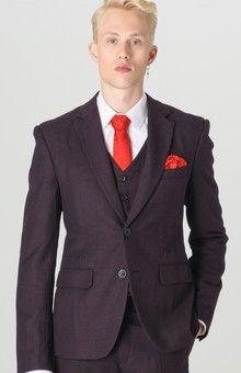 Rouge Man Du Costume Tableau 37 Fashion Meilleures Homme Images BSCYfq