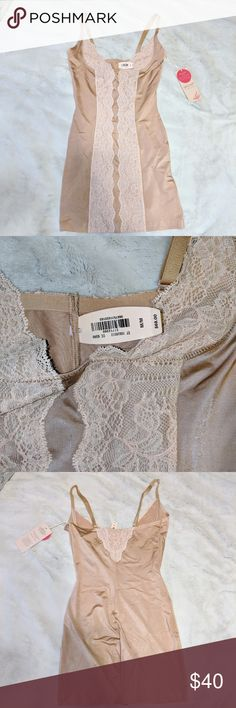 Victoria's secret shapewear Brand new with tags, no defects. No underwire, and has rubber lining to keep in place! Comes from a clean smoke free home Victoria's Secret Intimates & Sleepwear Shapewear