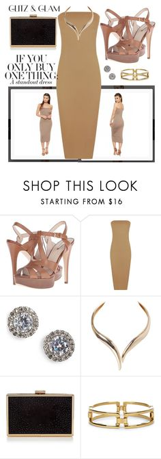 """""""Sap&chic"""" by xosapengie ❤ liked on Polyvore featuring GUESS, WearAll, Nadri, Humble Chic, Lipsy and Sole Society"""