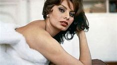 Steamy and Sultry, Sophia Loren Conquers the Ages Photos - ABC News Sophia Loren, Hollywood Music, Hollywood Actresses, Old Hollywood, Isabelle Huppert, Star Wars, Italian Actress, Italian Beauty, Vintage Glamour