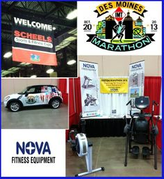 Des Moines Marathon Expo - 2013
