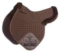 Sheepskin Equestrian Saddle Pads & Numnahs for your Horse by Le Mieux available at www.justriding.com