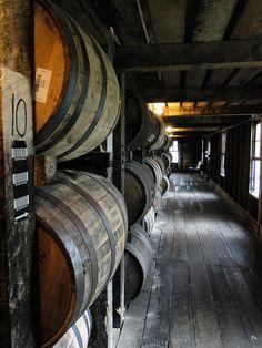 Heaven Hill distillery in Bardstown, Kentucky