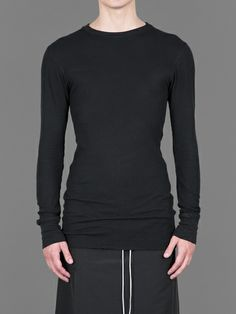 Fear of God elongated long sleeved tee #fearofgod #thefeargeneration