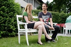Anna-Katharina Müller und Peter Zgraggen als Lea Haltinner und Remo Zberg Anna, Tv, Television Set, Television