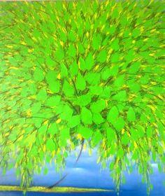 The Trees by artist Vu Cong Dien | VX Art News | VX Art Gallery