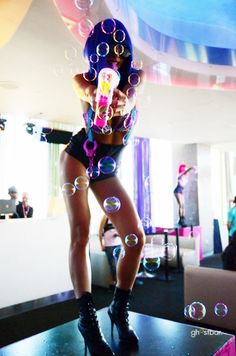 Join us every Saturday at Ghostbar inside Palms Casino Resort for the BEST Day Club in #Vegas, #GBDC!