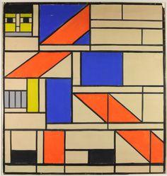 Theo van Doesburg: De Maaier Museum Dr8888
