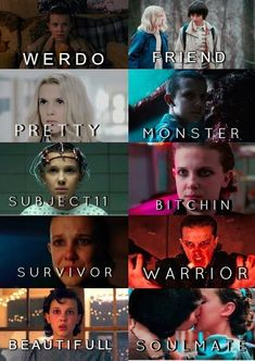 Stranger things texts - mike and eleven - wattpad Stranger Things Actors, Stranger Things Have Happened, Stranger Things Season 3, Stranger Things Aesthetic, Stranger Things Funny, Eleven Stranger Things, Stranger Things Netflix, Stranger Things Monster, Stranger Quotes