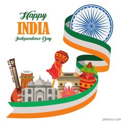 Happy Independence Day images - PiksHour Independence Day Images Hd, Happy Independence Day Wishes, Independence Day India, Freedom Day, Indian Flag, Freedom Fighters, Birthday, Punjabi Suits, Forget