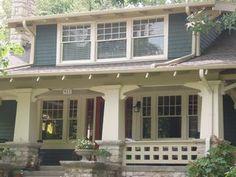 Craftsman Style Homes On Pinterest Craftsman Craftsman