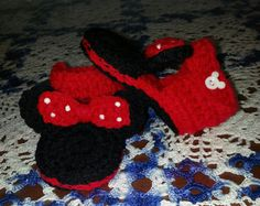 These are a made to order item. Please check my shop page for current turn around times. https://www.etsy.com/shop/Shannanagans13    These Minnie