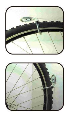 Cuelga Bicicleta Clasic. Códigos 2253 y 2333