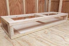 shed storage ideas easy scrap wood storage Storage Shed Kits, Storage Ideas, Garage Storage, Tool Storage, Barn Storage, Garage Shelving, Small Storage, Wood Shelves, Diy Storage