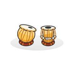 The tabla is a musical instrument (similar to bongos) which is often used in Indian classical music.      #desiconography #iconaday #icon #icondesign #art #design #ui #flatdesign #lineart #minimal #india #indian #desi #graphic #vector #iconography #creative #neverstopcreating #dailyproject #dailyproject #2016 #inspiration @iconaday @thedesigntip #thedesigntip #dailydesign #dailydesignproject #logo #music #classical #tabla by desiconography