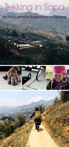 Tips for the best trekking in Sapa Mountains, Vietnam. How to get to Sapa, connect with local tribes and sleep in a truly Sapa homestay. Discover this stunning part of Vietnam, travel tips and how to be a responsible tourist.