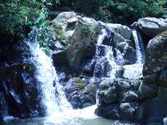 Waterfall in Pailin, Cambodia