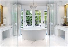 Elegant Bathroom  #Bathroom