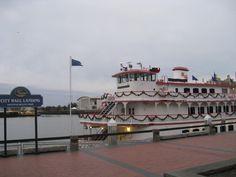 Savannah Riverboat  www.savannahriverboat.com  (800) 786-6404