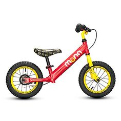 Muna Firetruck Balance Bicycle 12 ** Check out the image by visiting the link. (This is an affiliate link) #KidsBikes
