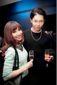 Melody and Miyavi