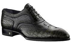 Men: Louis Vuitton's $10,000 Alligator Wing Tips