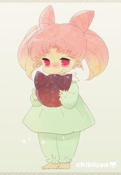 Chibiusa Tsukino. so cute <3
