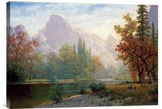 buy Feng Shui wall art painting Half Dome: Yosemite at www.explosionluck.com