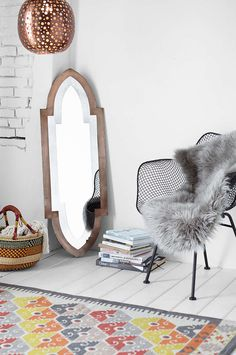 Magical Thinking Antique Flourish Full-Length Mirror - Urban Outfitters