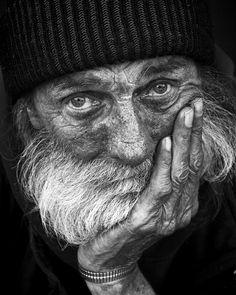 Pessoas, Povos, Sem Abrigo, Masculino, Rua, Pobreza